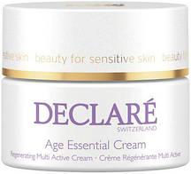 Антивозрастной крем на основе экстракта пиона 50+ - Age Essential Cream, 50 мл