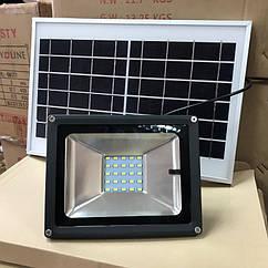 Светильник автономный уличный LED smd solar 10w с солнечной панелью, аккумулятор