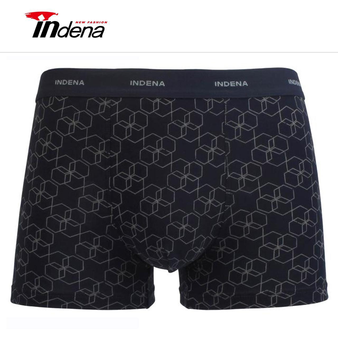 Мужские боксеры стрейчевые марка «INDENA» АРТ.75016