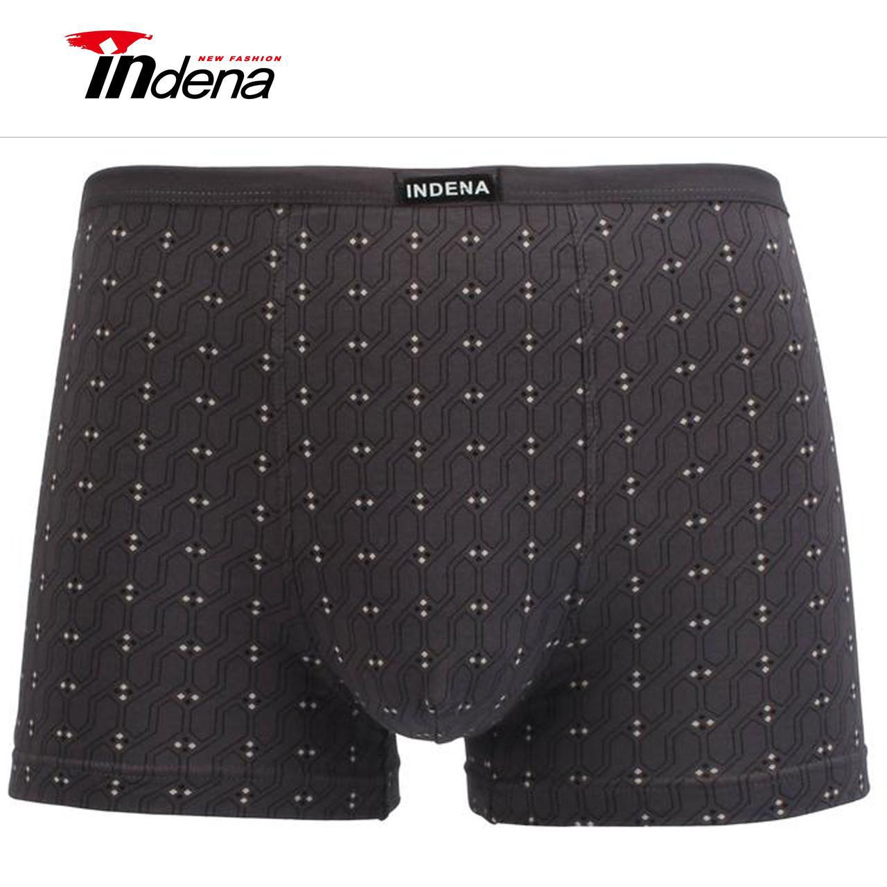 Мужские боксеры стрейчевые марка «INDENA» АРТ.75018