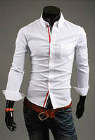 Мужская рубашка белая 52р., фото 1