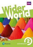 Wider World 2 Active Teach, фото 1