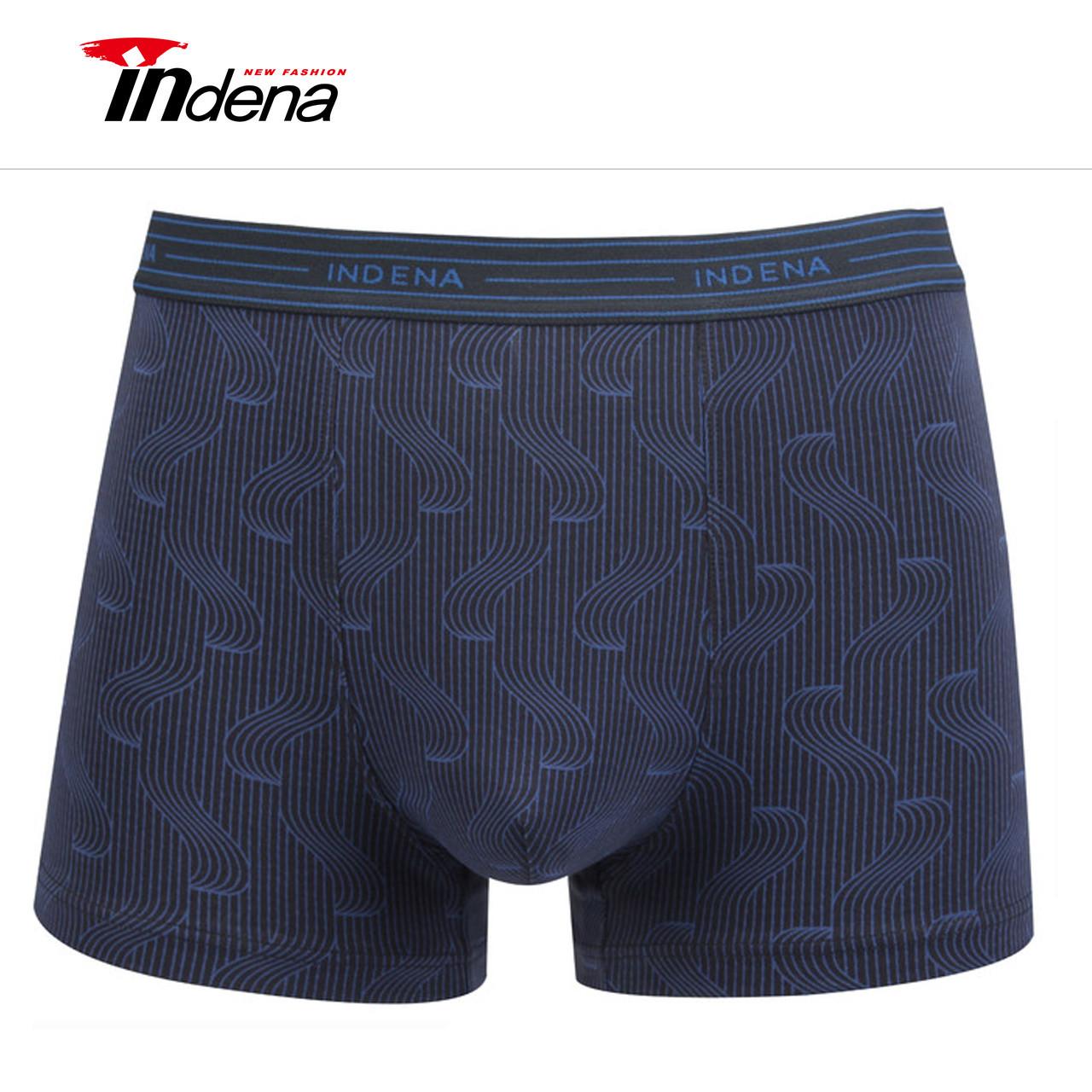 Мужские боксеры стрейчевые марка «INDENA» АРТ.75003