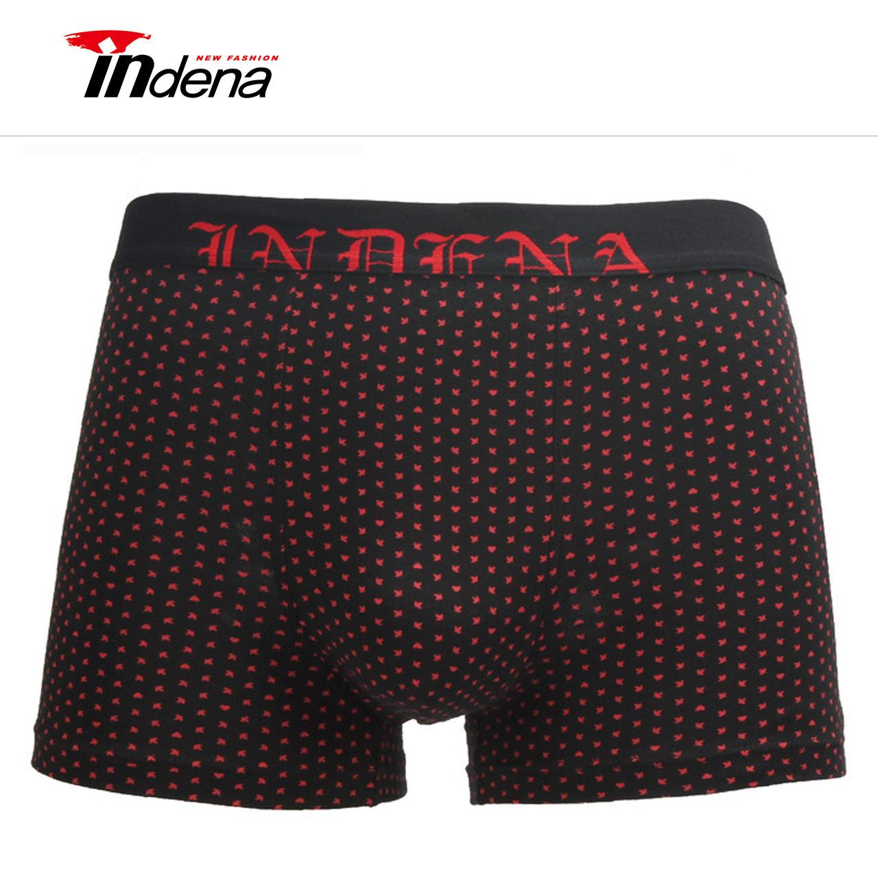 Мужские стрейчевые боксеры  Марка «INDENA» АРТ.65025