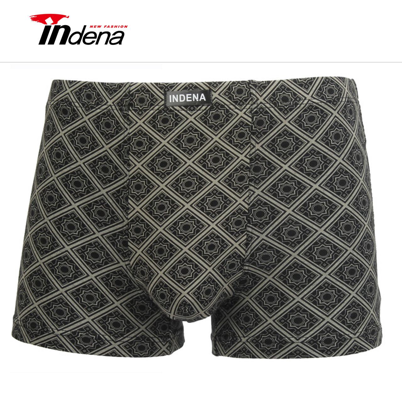 Мужские боксеры стрейчевые Марка «INDENA» АРТ.75062