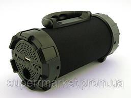 F18 Super Bass 5W boombox, портативная колонка c Bluetooth FM MP3, черная, фото 3