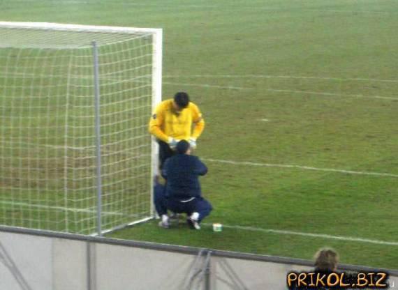 Сетка для футбольных ворот футбольная D.2,5 1,5м. глубина Эконом 1.5, фото 2