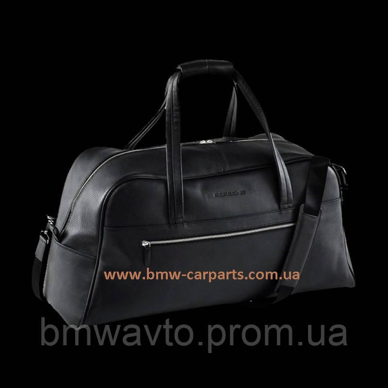 Кожаная сумка Porsche Weekender