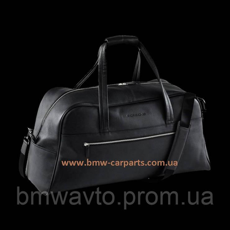 Кожаная сумка Porsche Weekender, фото 2