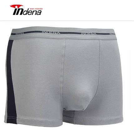 Чоловічі стрейчеві боксери марка «INDENA» АРТ.75069, фото 2