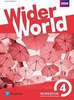 Wider World 4 WB with Online Homework