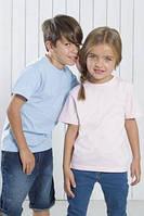 Футболка  детская, девочка / мальчик, JHK, Испания, цвета, размеры от 3 до 14 лет