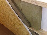 Пример изоляции балкона в разрезе