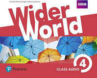 Wider World 4 Class CD's