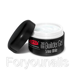 UV/LED Builder Gel Snow White PNB, 15 ml