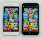 Дитячий інтерактивний (навчальний) телефон-смартфон JD-501 AB, фото 1