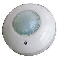Датчик движения SL8000 360* IP20 белый Код.58027
