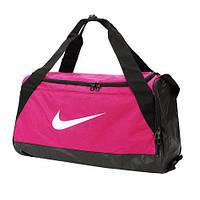98d5671c9fc2 Cумка спортивная женская Nike Brasilia Training Duffel Bag Small BA5335-644  Розовый (885176045587)