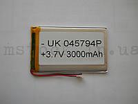 Аккумулятор Батарея для планшета (4*57*94мм) 3000 mAh