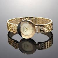Женские наручные часы Baosaili, Баосейли, кварц, золото