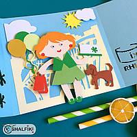 """🌼 """"Сладкие Поздравления"""" механическая открытка ручной работы в подарок любимым"""