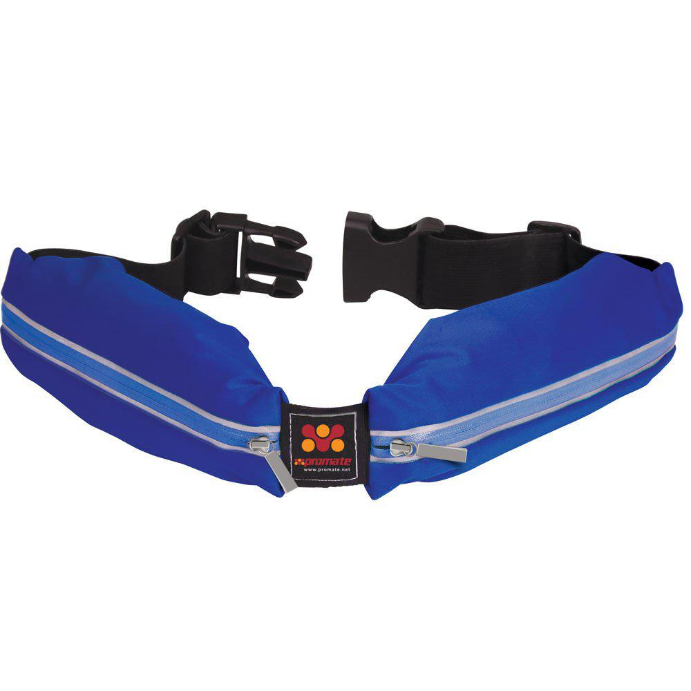 Универсальный спортивный ремень-чехол Promate LiveBelt Blue