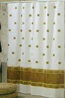 "Штора для ванной комнаты MIRANDA ""ANTIQUE"" 180 х 200"
