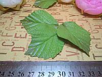 Лист розы.  4-5 см, фото 1