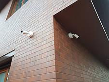 Две IP видеокамеры 4Мп Dahua DH-IPC-HFW1431SP
