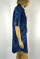 Модные джинсовые платья, фото 3