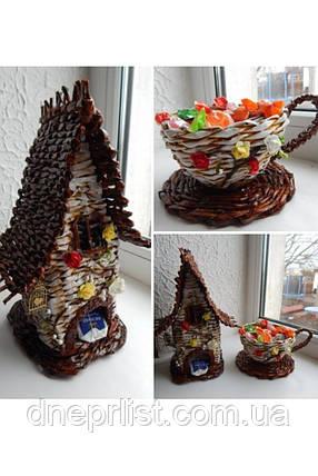 Домик для хранения чайных пакетиков, 30 см, фото 2