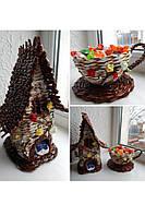 Домик для хранения чайных пакетиков, 30 см, фото 1