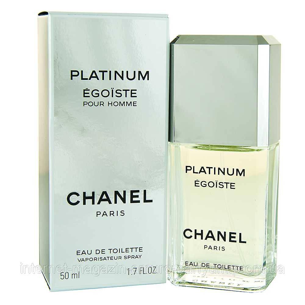 Egoiste Platinum Chanel духи мужские от Линейрр, фото 1