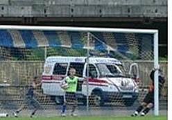 Сетка для футбольных ворот футбольная D4,5 1,5м. глубина Премиум 1.5