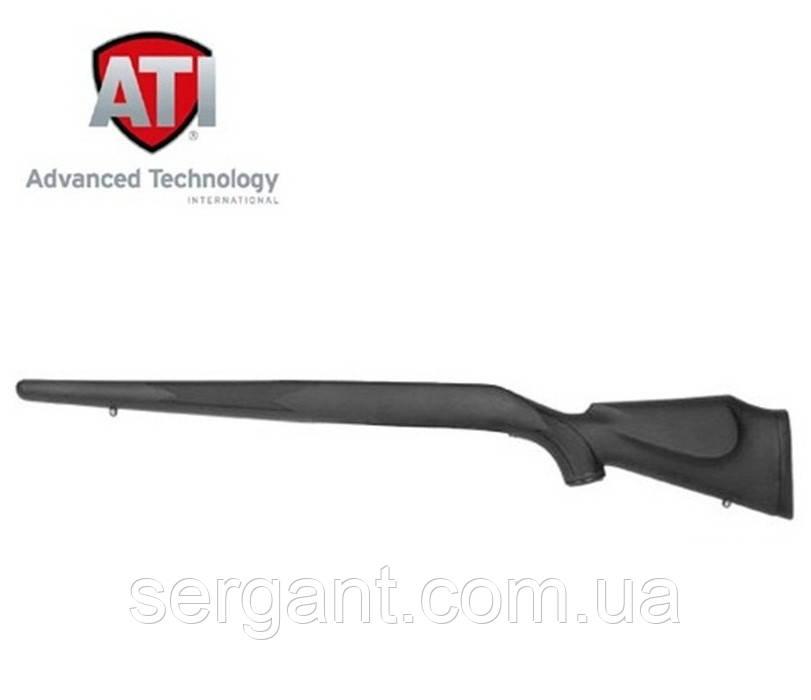 Ложе пластиковое ATI с прикладом Monte Carlo для винтовки/карабина Мосина ЧЁРНОЕ