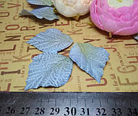 Лист розы. 3-4 см