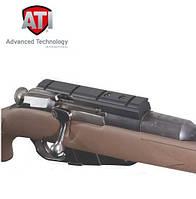 Планка Вивер/Пикатини ATI (США) под оптический прицел с снайперской рукояткой затвора для Мосина, фото 1