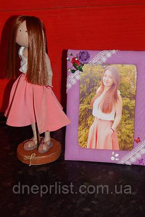 Кукла портретная (заказ по фото), фото 2