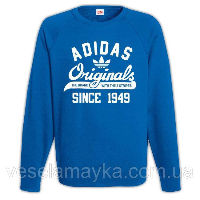 Свитшот Adidas Original (Адидас оригинал)