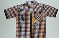 Рубашки для мальчиков, 6,8,9 лет