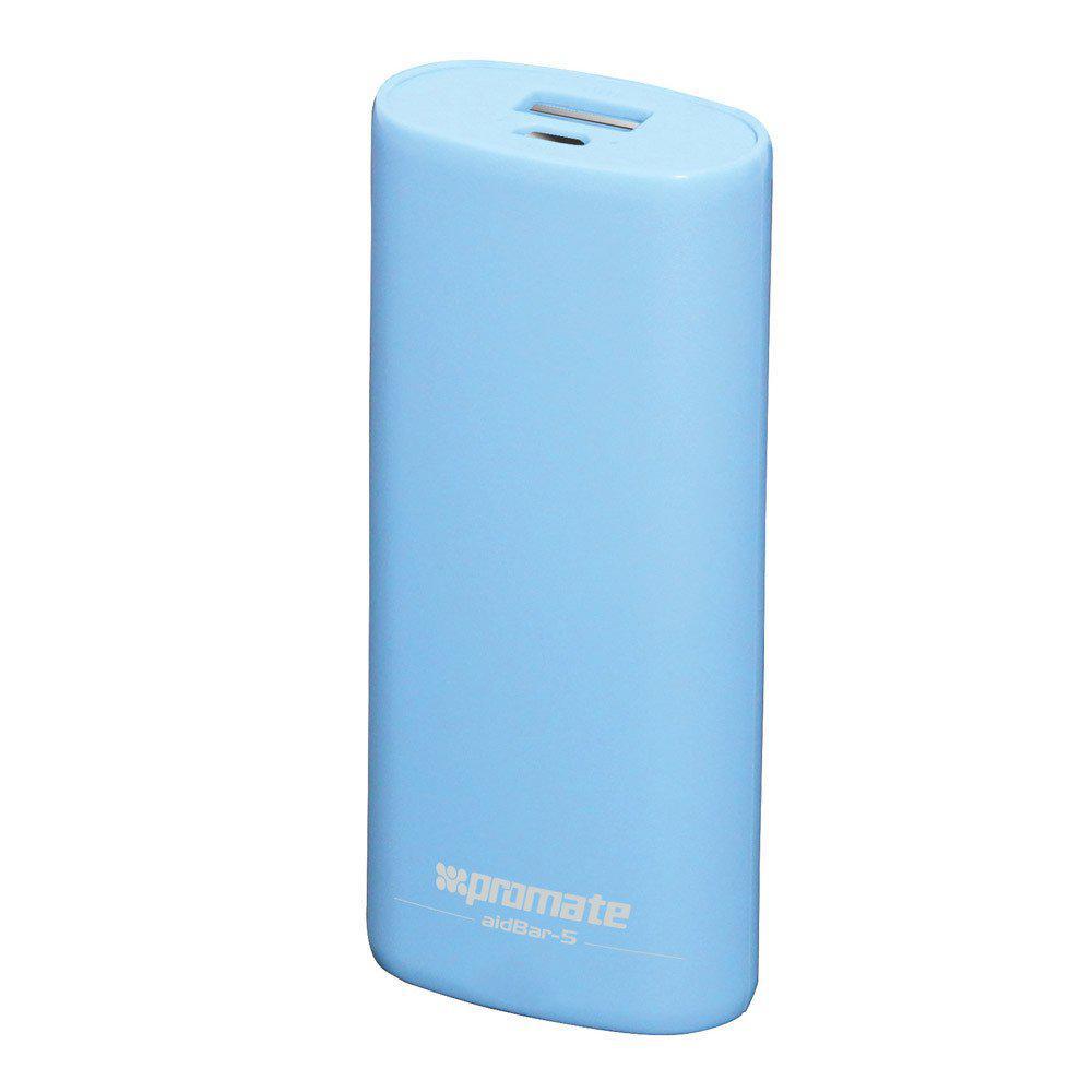 Универсальный аккумулятор Promate aidBar-5 Blue