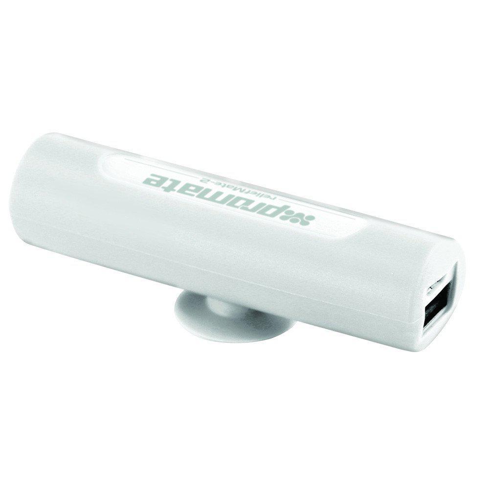 Ультра компактный аккумулятор Promate reliefMate-2 White