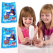 Растущий снег у Вас дома, растет мгновенно. Дети в восторге. Снег не токсичен и безопасен