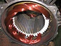 Перемотка лифтовых электродвигателей