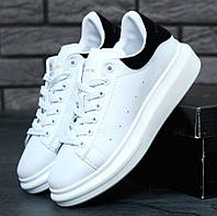 Женские и мужские кроссовки Alexander McQueen Oversized Sneakers (Топ реплика ААА+)