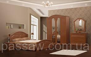 Кровать с ортопедическим каркасом  Луиза 1,6