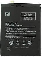 Аккумулятор Xiaomi Mi Max (4760mAh) BM49 (батарея, АКБ)