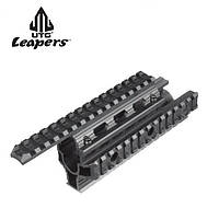 Тактическое цевьё-квадрейл (металл) Leapers UTG PRO AMD-65 Tactical  для АК