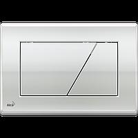 Кнопка управления для скрытых систем инсталляции AlcaPlast M171 (хром-глянец)