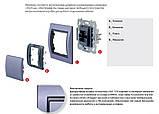 SIEMENS DELTA MEGA (Siemens, Германия) - розетки и выключатели, фото 4